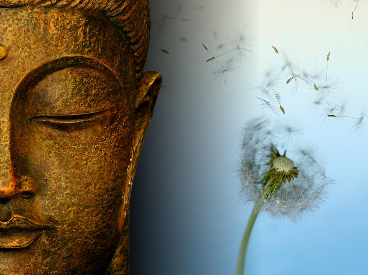 Майя. Иллюзия мира. Будда