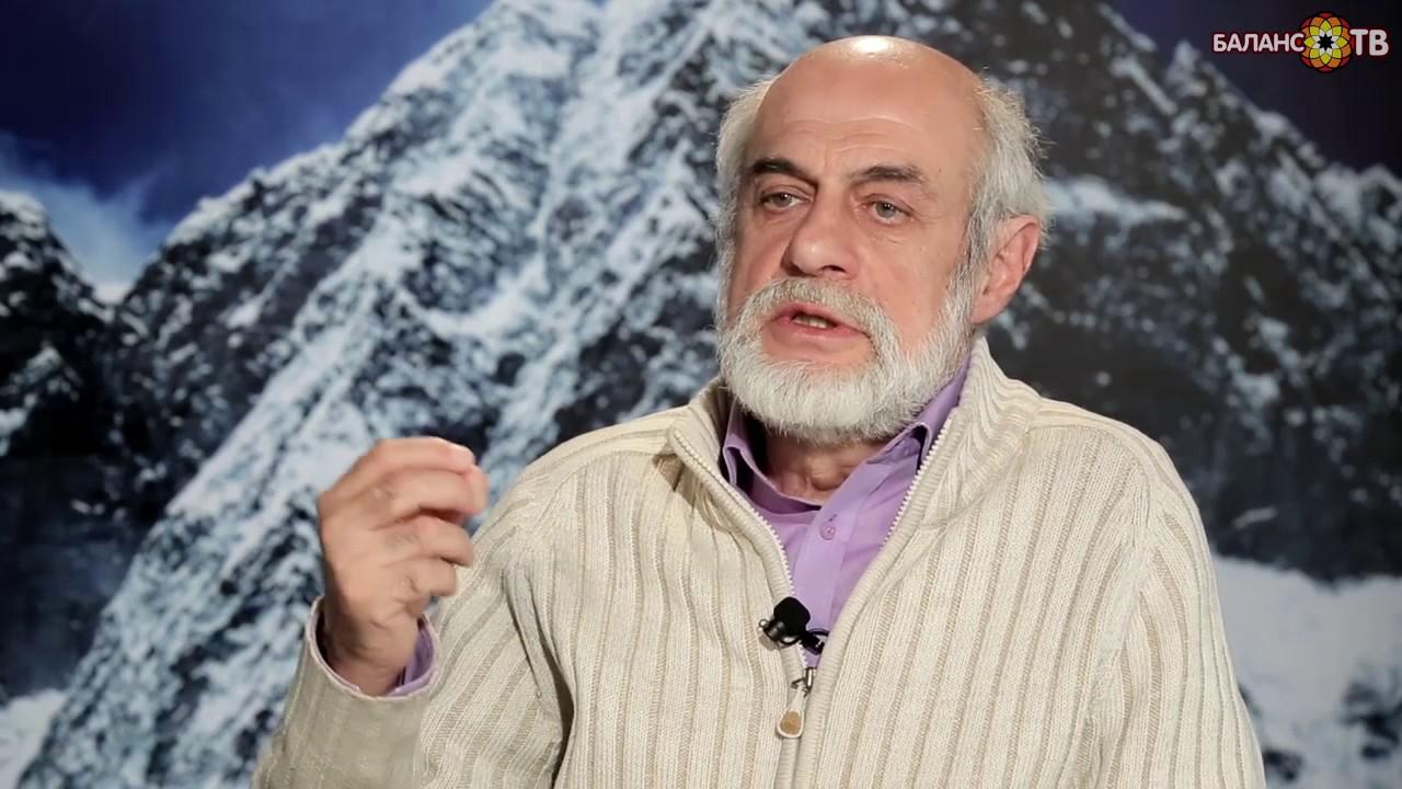 Астролог вегетарианец Михаил Левин