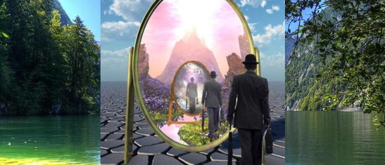 Магия зеркал, ритуалы