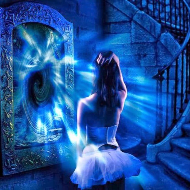 магические ритуалы с зеркалами