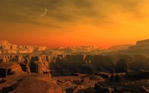 Марс на асценденте