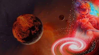 Марс в любви
