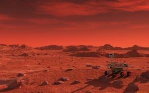 Восходящие планеты. Марс