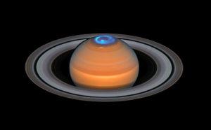 полюс сатурна