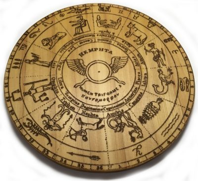 зодиак древних египтян