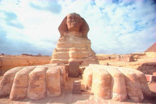 сфинкс египет