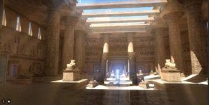 жреческий храм
