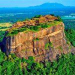Места силы и вознесения. Мистическая гора в Сигирии, Шри-Ланка.